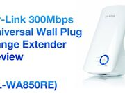 Repetidor De Wifi TP Link TL WA850RE - 811
